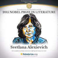 Le mille e una Svetlana: le voci della Aleksievic, premio Nobel 2015 per la letteratura