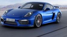 Cayman GT4 Clubsport, Porsche all'attacco