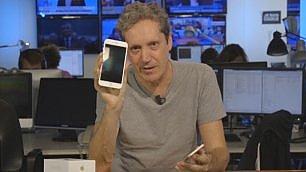 """Assante:  """"Gli ultimi iPhone hanno un cuore nuovo"""".   Da oggi in Italia"""