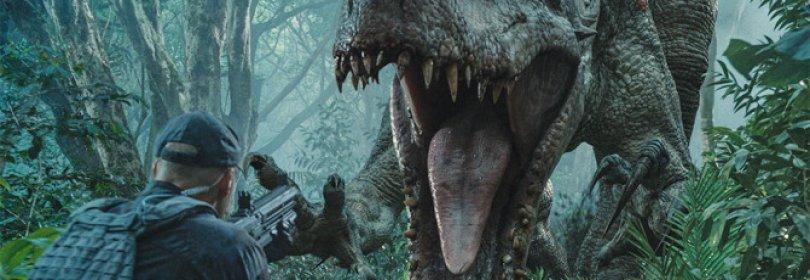 """""""Jurassic World"""" ci porta alle Hawaii con Bryce, sulle tracce dei dinosauri -  Foto  -  Video 1  /  2"""