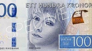 Paga con Greta Garbo o Bergman  i volti sulle nuove banconote