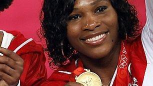 Grandi pulizie in casa Williams    ritrovata medaglia d'oro del 2008