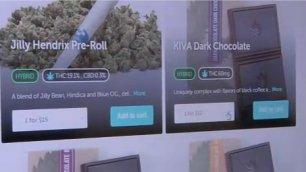 Marijuana a casa con un clic Con l'app Eaze è tutto legale    di SILVIA NITTOLI