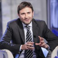 """Alessandro Di Battista: """"Dopo Marino tocca al M5S, io non sono in corsa"""""""