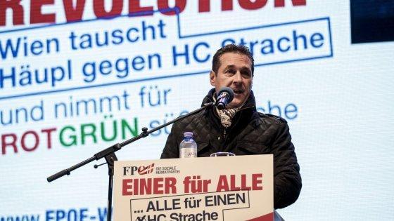 Vienna al voto: favorita la destra xenofoba di Strache