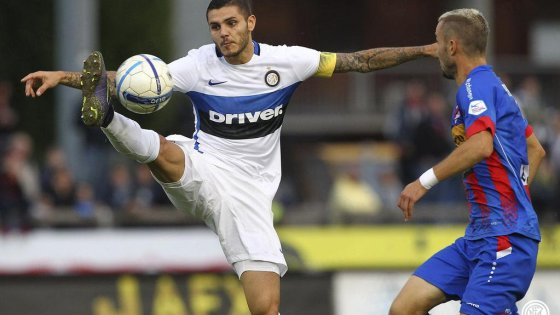 Video: Chiasso vs Inter Milan