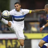 Inter battuta nel test con il Chiasso. Mancini: