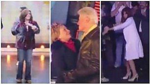 Da Clinton a Bush e Kirchner quando i politici ballano