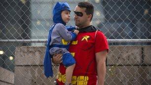 Supereroi di tutti i giorni NY capitale dei cosplay