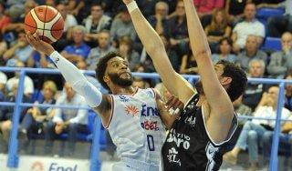 Basket, Brindisi si scatena nella ripresa: Bologna va ko