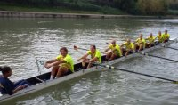"Canottieri Roma alla  ""Head  Of The Charles Regatta"""