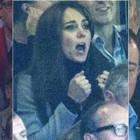 Gb, Mondiali di rugby: Kate scatenata sugli spalti