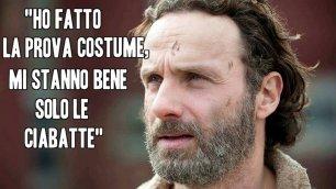 Ridere con The Walking Dead il lato comico di Rick e Carl