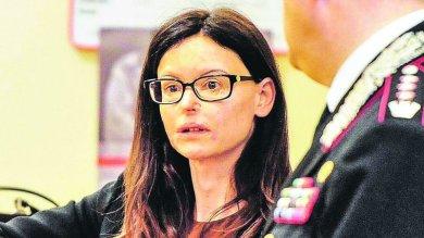 """Coppia acido, Lucia Annibali in aiuto  a vittime: """"Insieme supereremo trauma"""""""