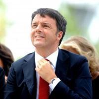 """Unioni civili, Renzi: """"Non si può aspettare. Libertà di coscienza su adozioni"""""""