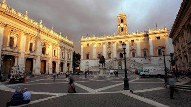Roma, premier: voto in primavera 2016  Gdf in Campidoglio per spese ex sindaco
