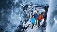 Sci sui ghiacciai    foto    e impianti tutti nuovi Il Tirolo pre-invernale