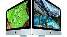 "Apple svela i nuovi iMac il 21"" diventa 4K  Foto"