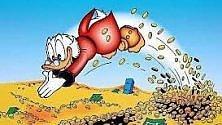 Paperoni: il dollaro rende più poveri, ma la classe media avanza -   I numeri