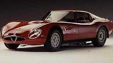 Alfa Romeo show ad Auto e Moto d'epoca