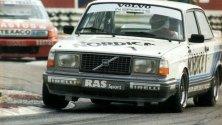 Volvo 240 Turbo Evolution, che storia