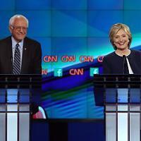 Il dibattito tra i candidati democratici alle presidenziali Usa 2016