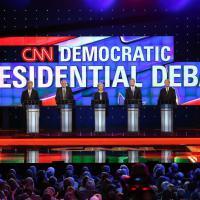 Usa, il dibattito dem: Hillary e Sanders star - Fotoracconto