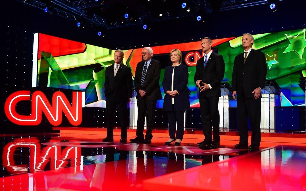 Usa, dibattito dem in Nevada: lo show nell'hotel-casinò