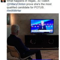 Usa, dibattito dem in tv: il tweet di Bill Clinton per Hillary