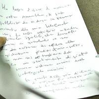 La lettera di Napolitano a Paolo Romani:
