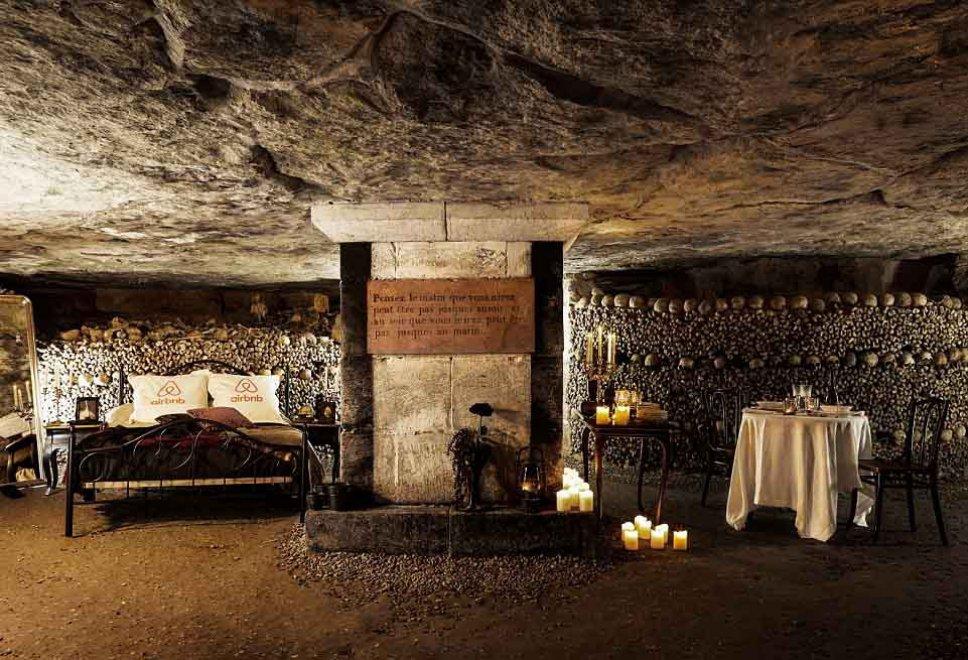 Halloween da paura: soggiorno nelle catacombe di Parigi - Repubblica.it
