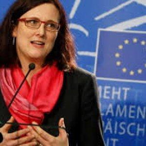 """Accordo TTIP, """"Verso una politica commerciale dell'UE più responsabile"""""""