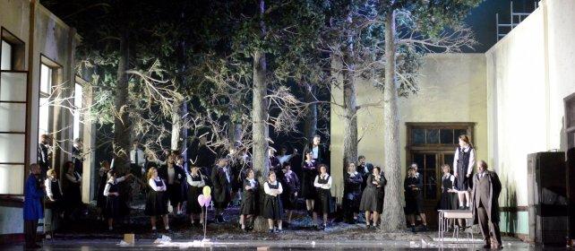 Mozart, il Flauto e Michieletto il singspiel va a scuola    Foto  /  Vd