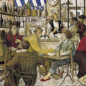"""Marc Augé: """"Elogio della lentezza ai tavoli di un bistrot"""""""