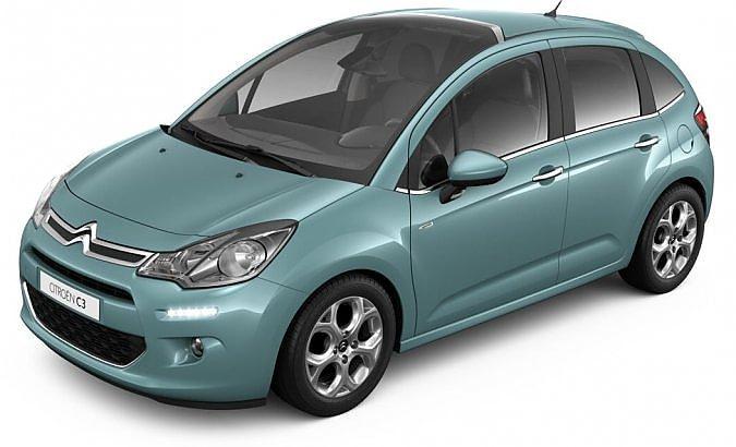 Nuova Citroën C3, che show