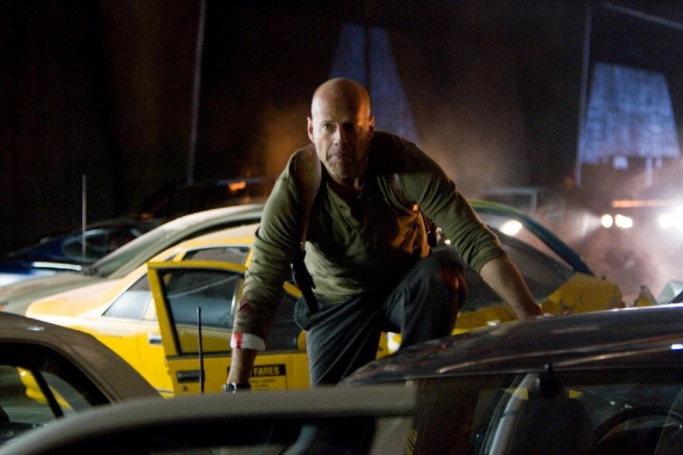 "Torna ""Die Hard"": Bruce Willis c'è e lancia il suo erede"