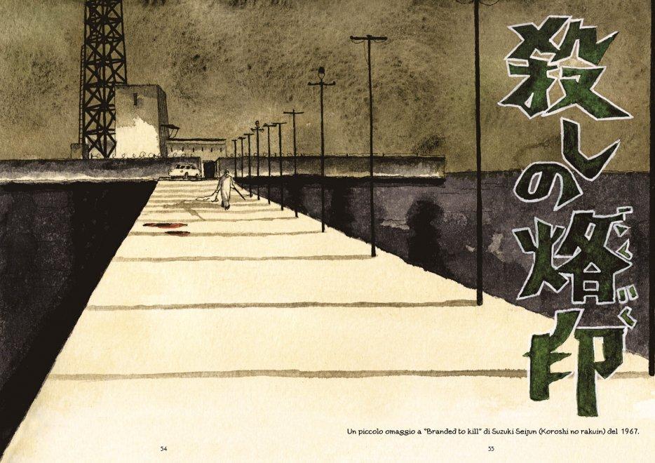 Quaderni giapponesi, il Sol Levante di un italiano vissuto e raccontato a fumetti