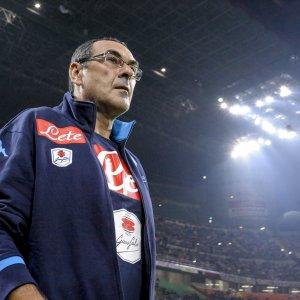 Napoli, con la Fiorentina la carica dei 50.000. Sarri con i titolarissimi