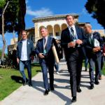 Repidee a Pescara, il saluto alla città di Mauro e De Benedetti