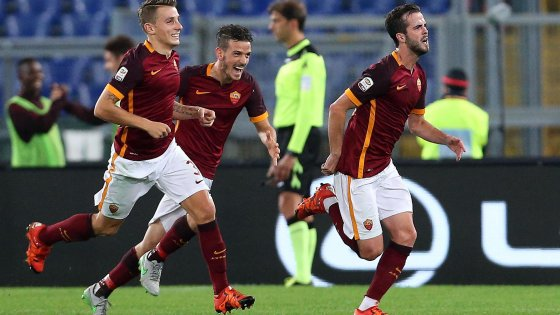 Roma-Empoli 3-1, Pjanic ispira ancora i giallorossi