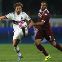 Milan, lo sfogo di Cerci: ''Fischi tifosi Toro una pugnalata alle spalle''