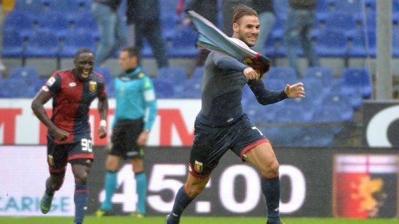 Genoa-Chievo 3-2: Tachtsidis al 93' beffa i veneti