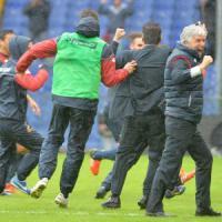 Genoa, Gasperini sorride: