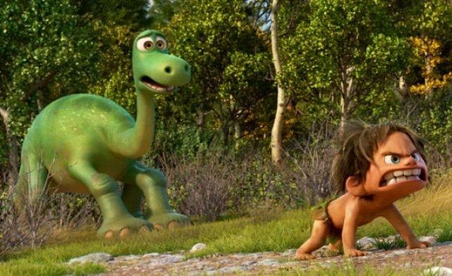 Dinosauri e bambini  l'amicizia secondo la Pixar