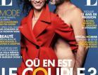 Cantona nudo, la moglie vestita: l'icona del calcio