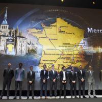 Presentato il Tour 2016, parata di stelle a Parigi
