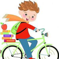 Ore undici lezione di bici. Così la scuola insegna la salute