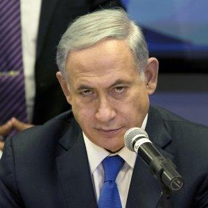 """Netanyahu: """"Hitler non voleva sterminare gli ebrei, fu il Gran Mufti a dargli l'idea"""""""