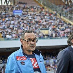 Napoli, Sarri: ''Occhio al Midtjylland, sarà una battaglia''