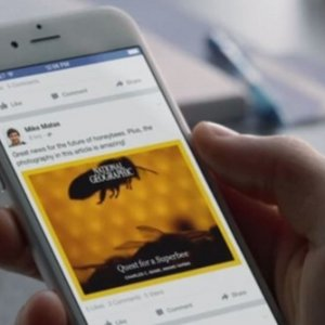 Facebook, accordo con gli editori: Instant Articles arriva su iPhone